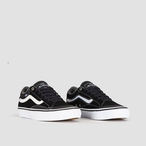 Vans TNT Advanced Prototype Black/White - Footwear