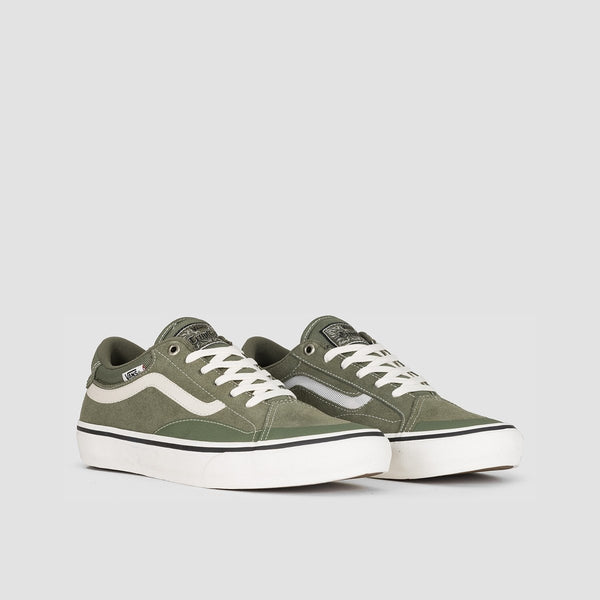 Vans Tnt Advanced Prototype Green/Marshmallow - Footwear