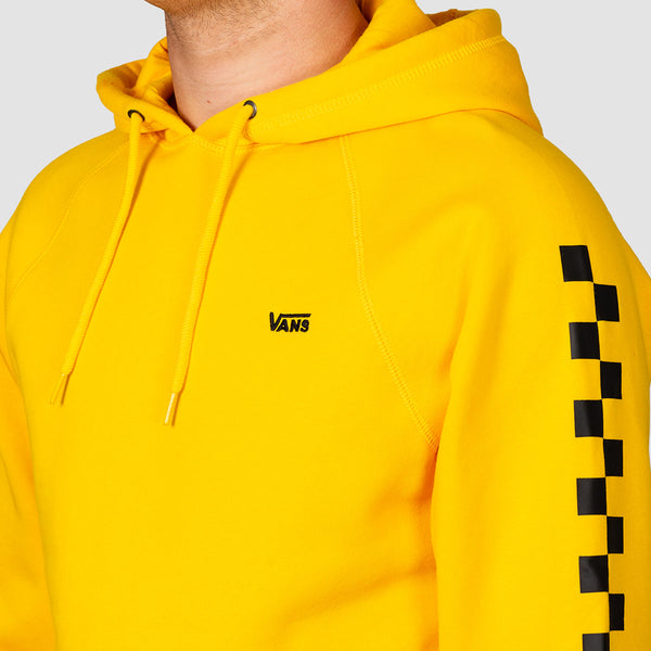 Vans Versa Pullover Hood Lemon Chrome/Checkerboard