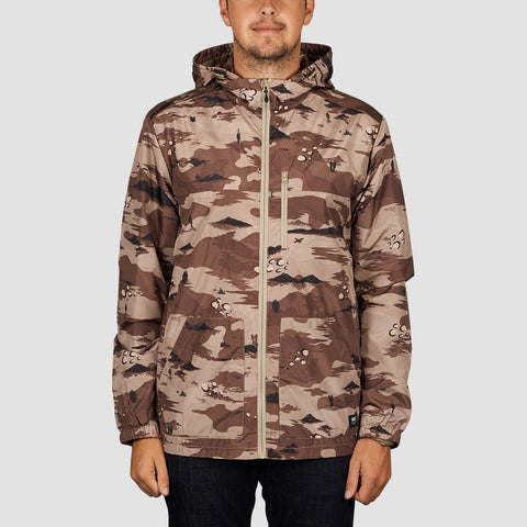 Vans Woodberry III Jacket Storm Camo