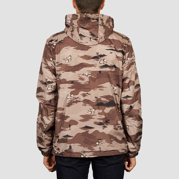 Vans Woodberry III Jacket Storm Camo - Clothing