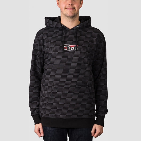 Vans X Baker Speed Check Pullover Hood Speed Check - Clothing