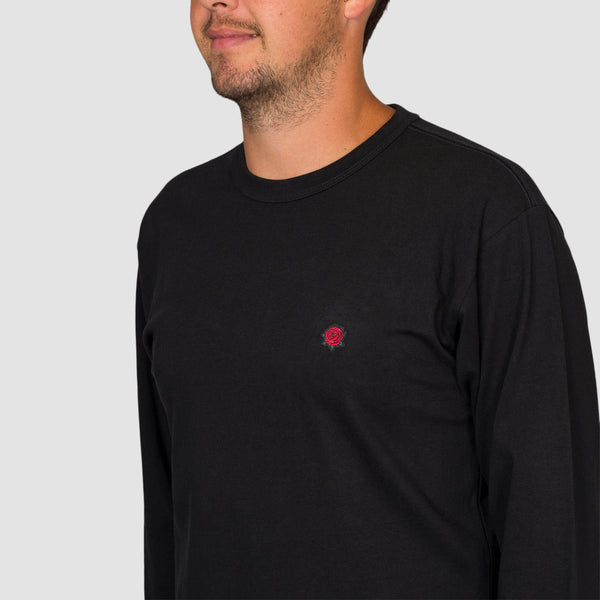 Vans X Kyle Walker Off The Wall Longsleeve Tee Black