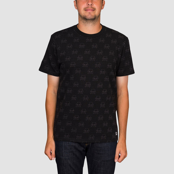Vans X The Simpsons Knit Tee Black