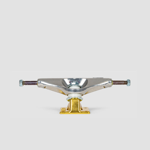 Venture Hi 5.2 P-Rod Golden Eagle V-Titanium Trucks Silver/Gold - 8""