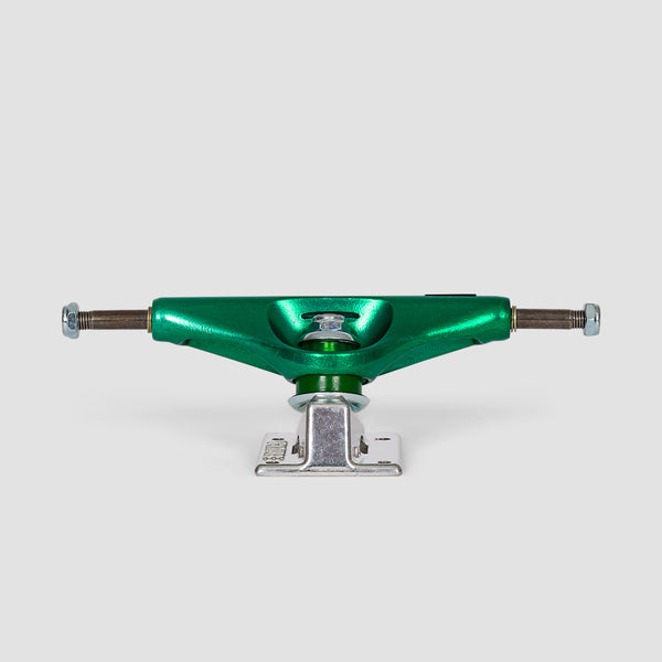 Venture Hi 5.2 Wings V Light Trucks Anodized Green - 8""