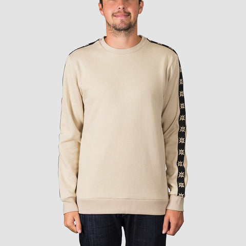 Volcom A.P. Crew Sweat Feather Grey