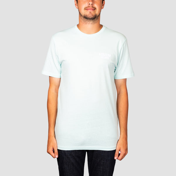 Volcom All Ages Tee Resin Blue