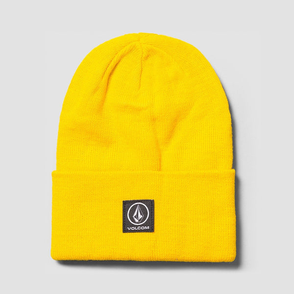 Volcom Box Stone Beanie Sulphur - Accessories