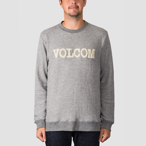 Volcom Cause Crew Sweat Grey