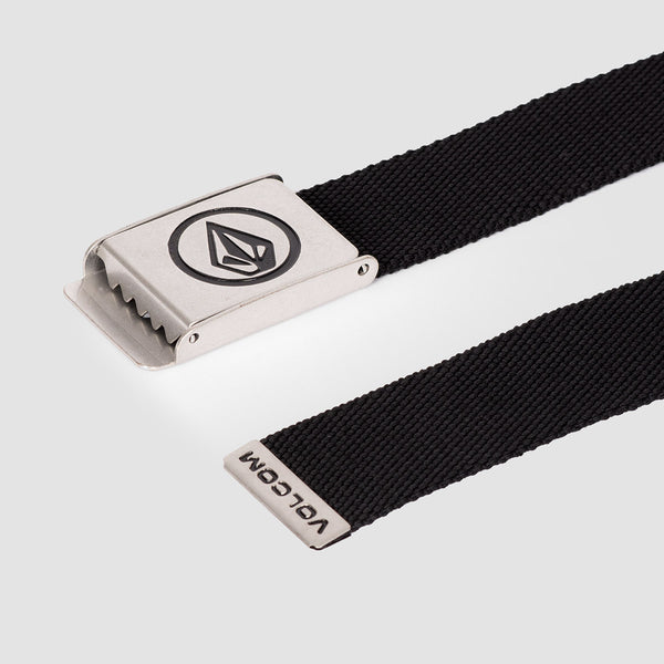 Volcom Circle Web Belt Black