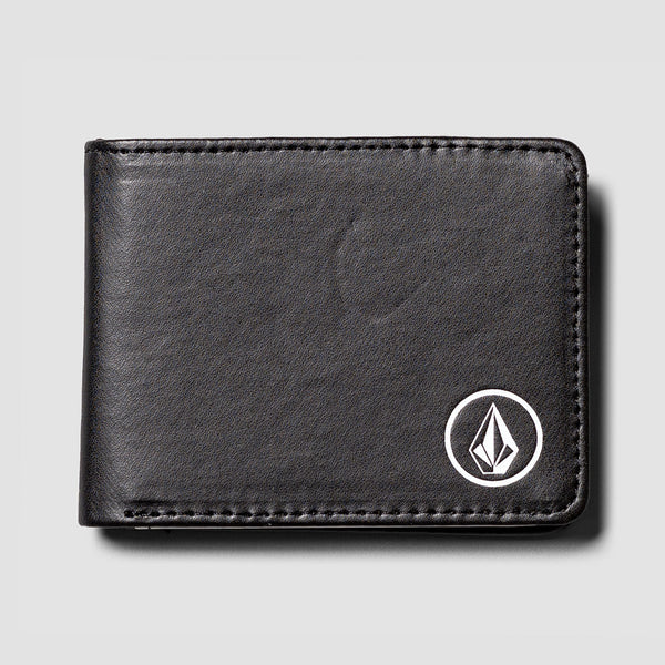 Volcom Corps Wallet Black