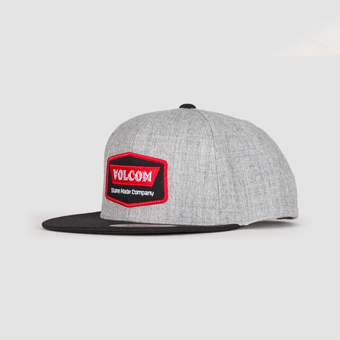 Volcom Cresticle Cap Red