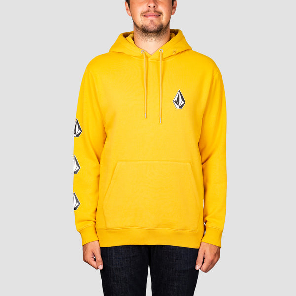 Volcom Deadly Stones 2 Pullover Hood Gold