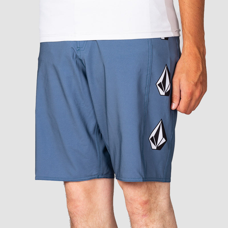 "Volcom Deadly Stones 20"" Boardshorts Airforce Blue"