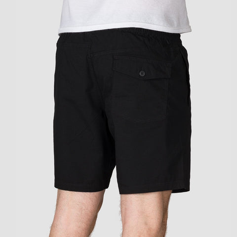 Volcom Deadly Stones Shorts Black - Clothing