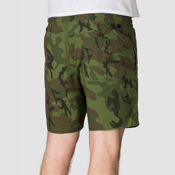 Volcom Deadly Stones Shorts Camouflage - Clothing