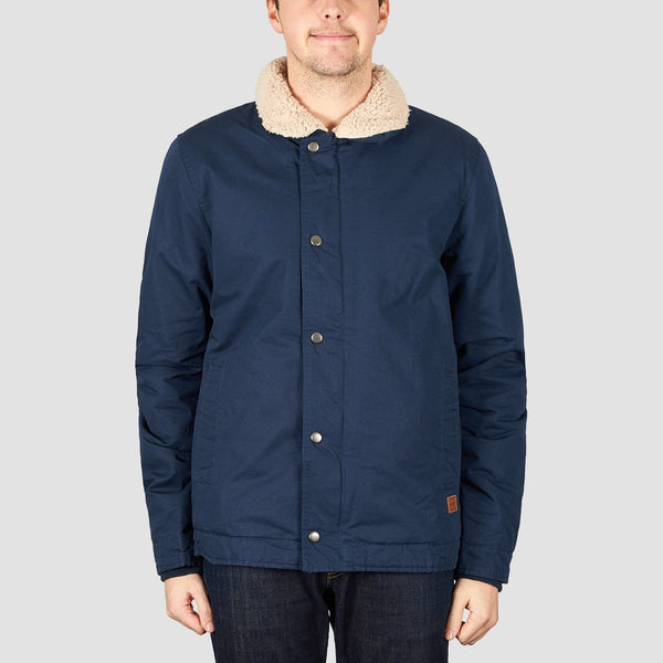 Volcom Delmut Jacket Navy - Clothing