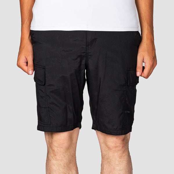 Volcom Draft Cargo Shorts Black