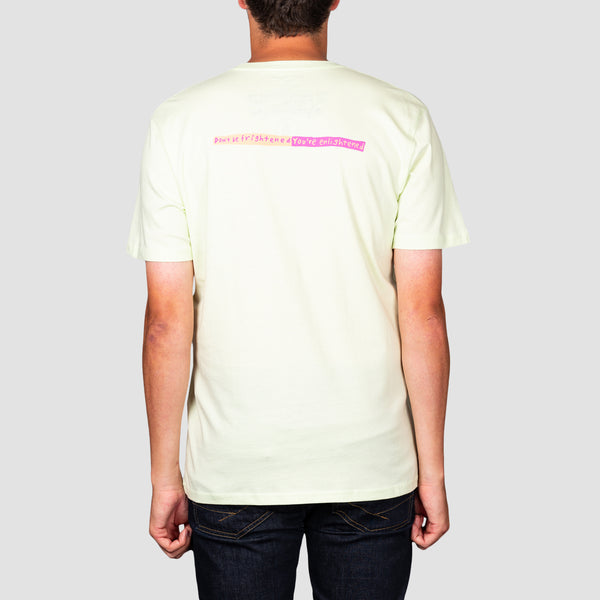 Volcom Earth People Tee Key Lime