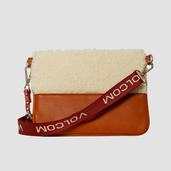 Volcom Ecovol 1.2L Cross Bag Sand - Womens