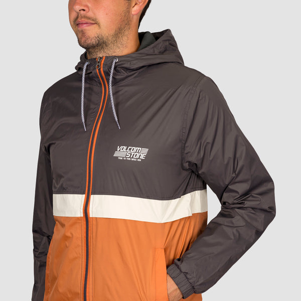 Volcom Ermont Jacket Burnt Orange