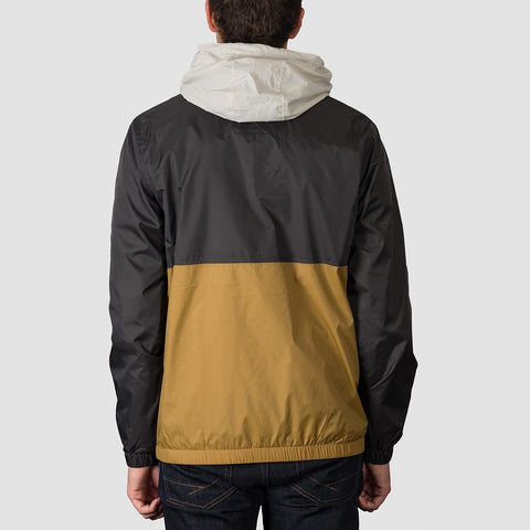 Volcom Ermont Jacket Dark Khaki - Clothing