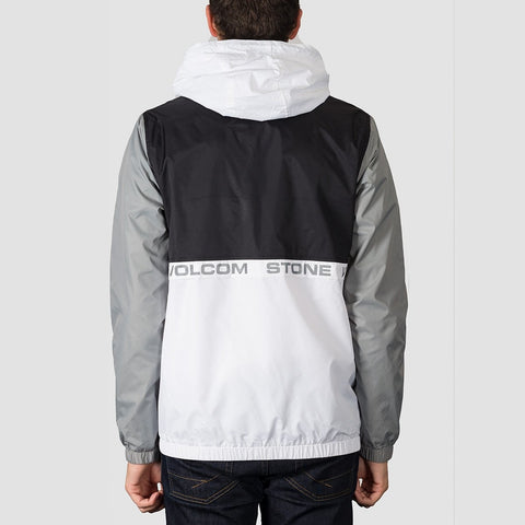 Volcom Ermont Jacket White - Clothing