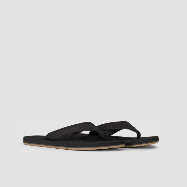 Volcom Fathom Eva Sandals Blackout - Footwear