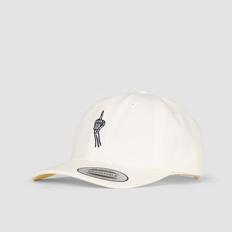 Volcom Finger Cap Dirty White