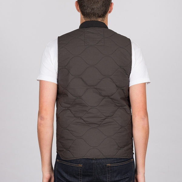 Volcom Fishernet Vest Stealth - Clothing