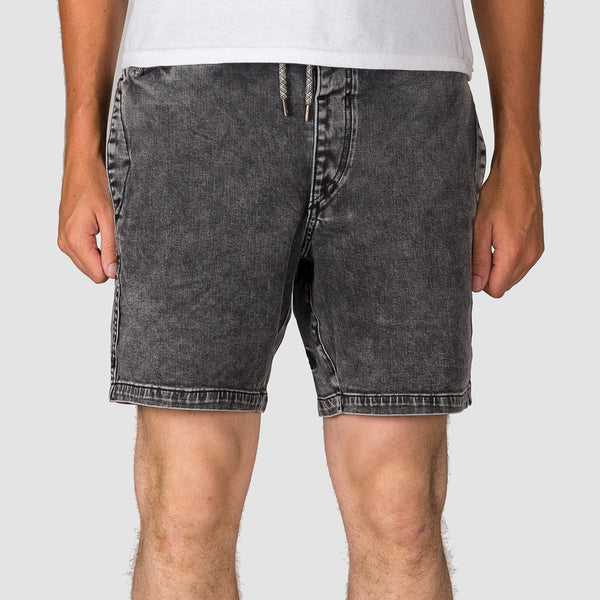 Volcom Flare Shorts Black - Clothing