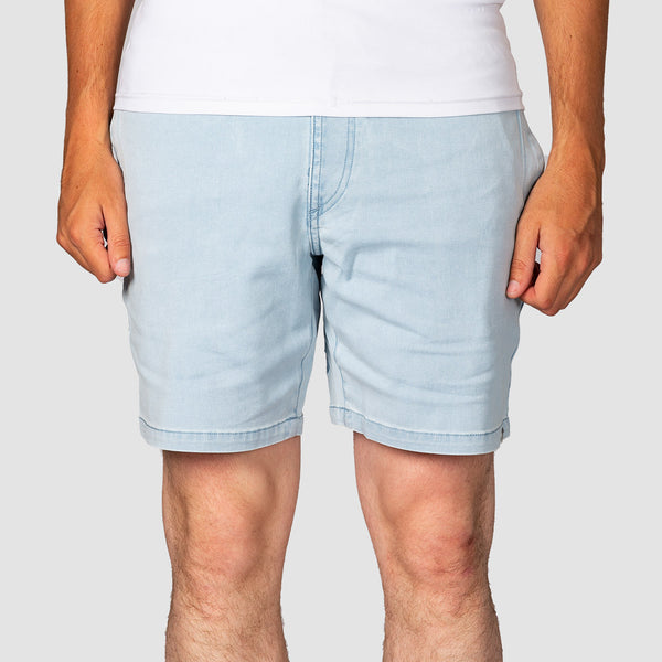 Volcom Flare Update Shorts Light Blue