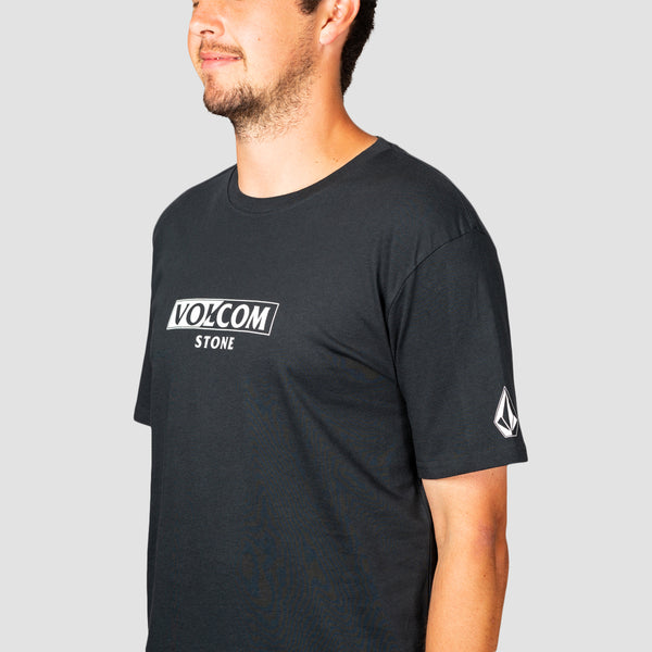 Volcom For Never Tee Black