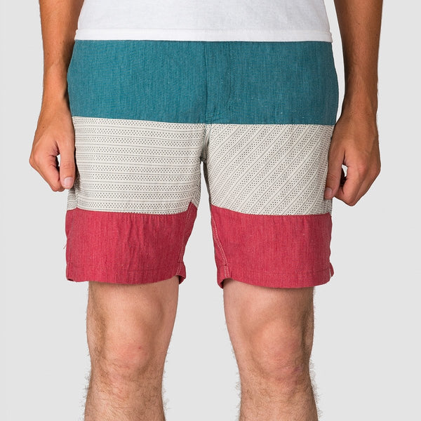 Volcom Forzee Shorts Teal - Clothing