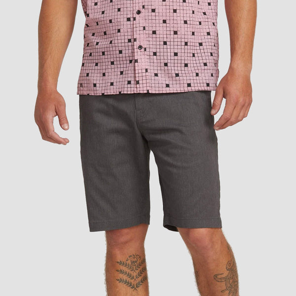 "Volcom Frickin Modern Stretch 19"" Shorts Charcoal Heather"