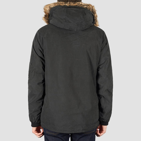 Volcom Goodman Jacket Black - Clothing