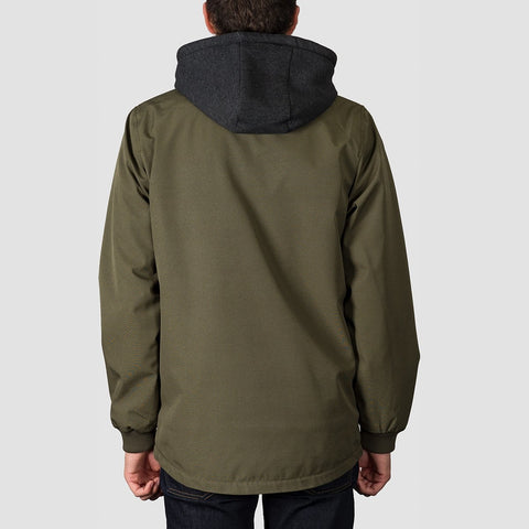 Volcom Highstone Jacket Military - Clothing