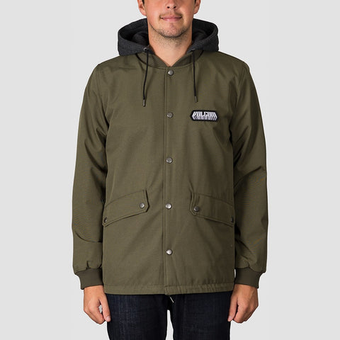Volcom Highstone Jacket Military