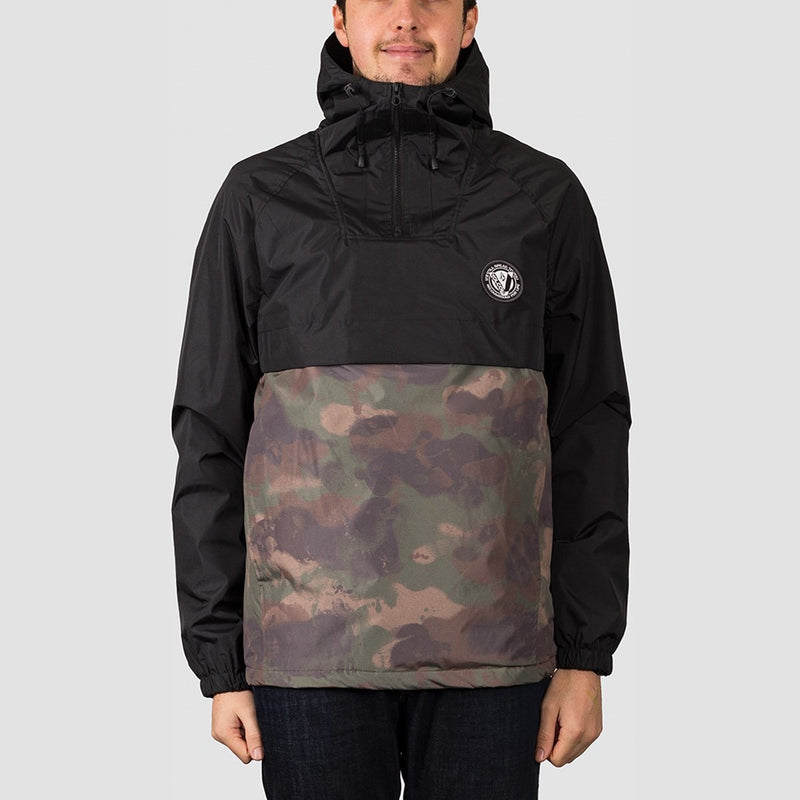 Volcom Kane Jacket Camouflage - Clothing