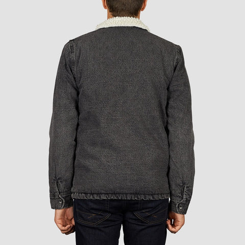 Volcom Keaton Jacket Black - Clothing