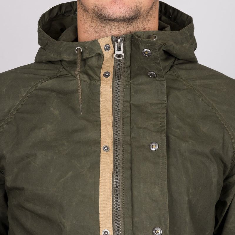 Volcom Lane Parka Jacket Military - Clothing