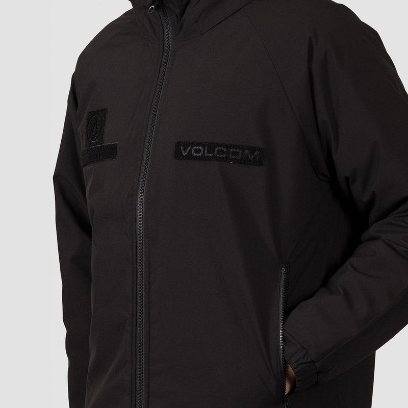 Volcom Laudie 5K Jacket Black - Clothing