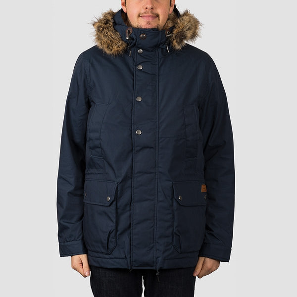 Volcom Lidward 5K Jacket Navy - Clothing