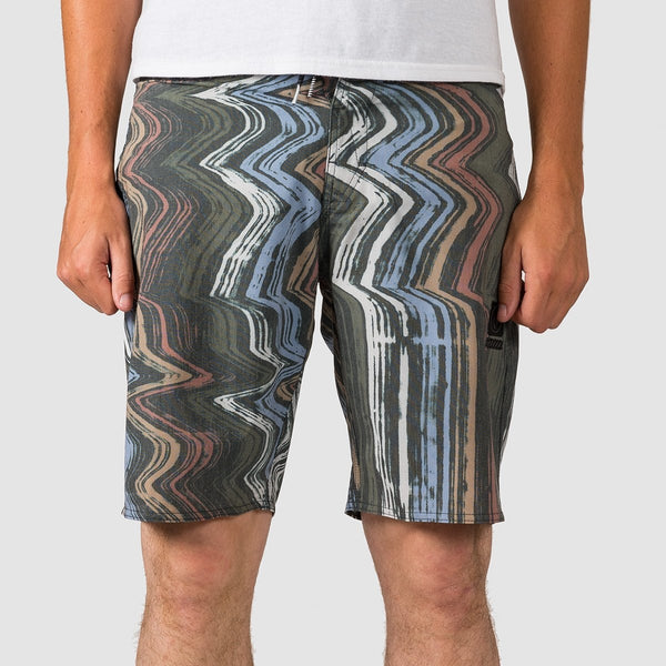 Volcom Lo Fi Stoney 19 Boardshorts Stealth - Clothing