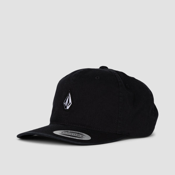 Volcom Mini Mark Cap Black