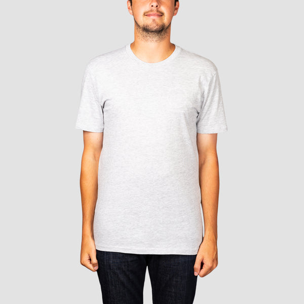Volcom New Alliance Tee Heather Grey