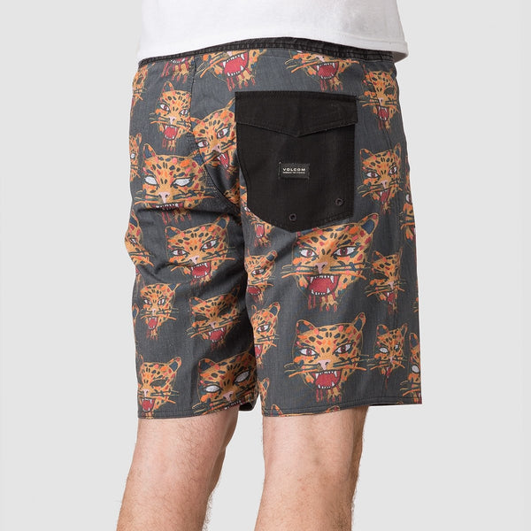 Volcom Ozzie Stoney 19 Boardshorts Multi - Clothing