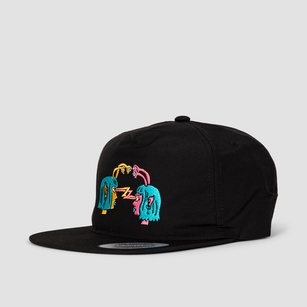 Volcom Ozzy Alien Youth Cap Black