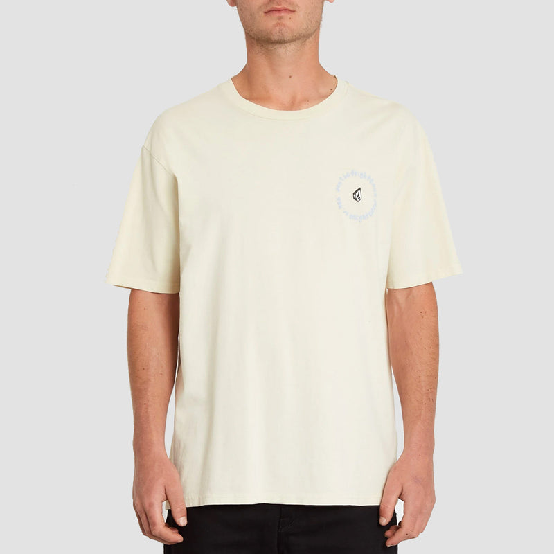 Volcom Ozzy Wrong Tee Off White